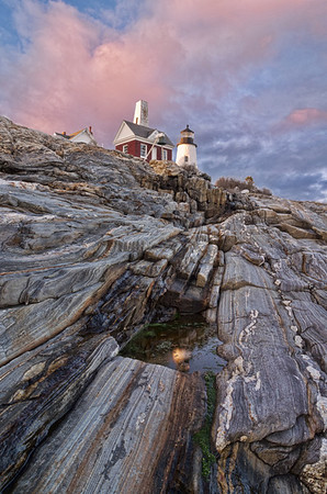 Pemaquid Point Sunset 6763